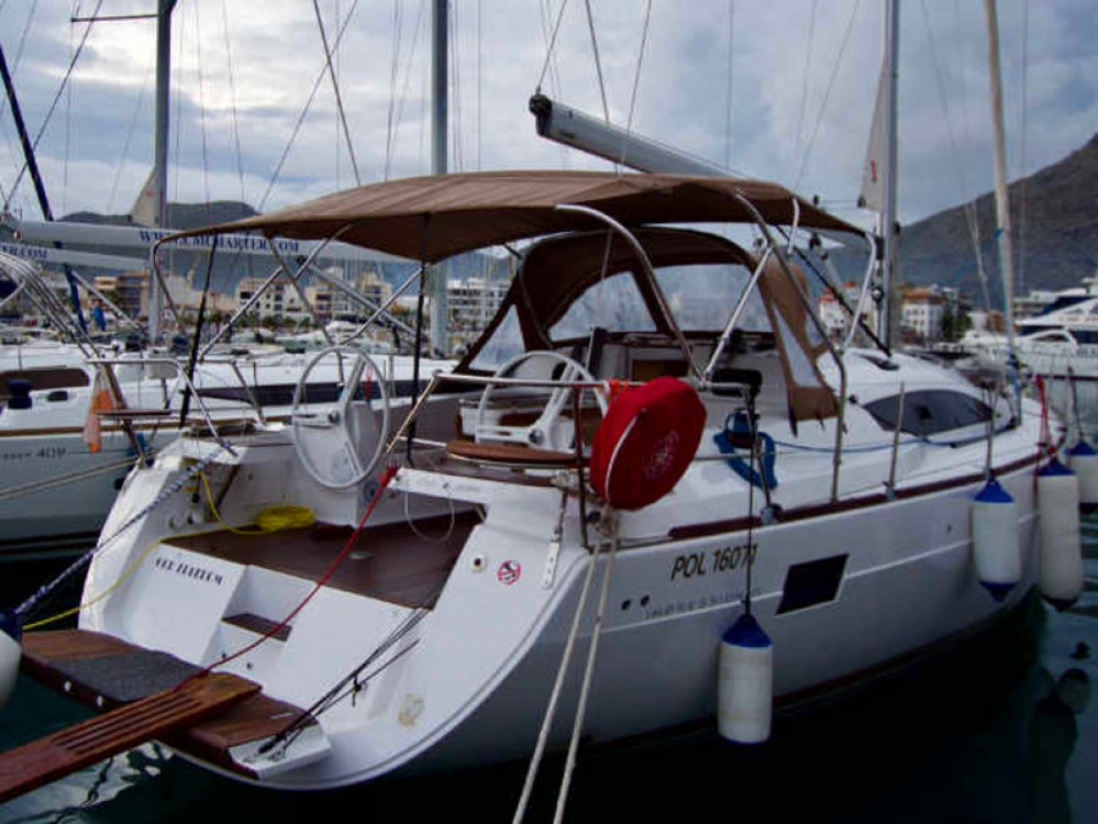 Rental yacht Port de Pollença - Elan Elan 45 impression on SamBoat
