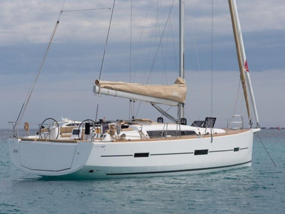 Sailboat for rent Port de Pollença at the best price