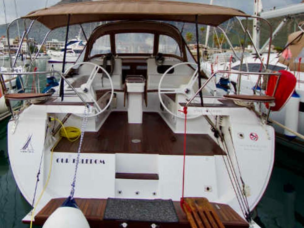 Boat rental Elan Elan 45 impression in Port de Pollença on Samboat