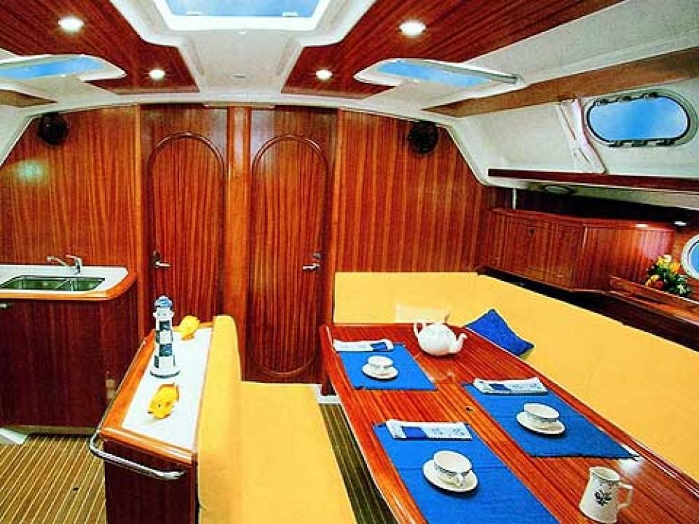 Rental yacht Alimos Marina - Dufour Gib Sea 51 on SamBoat