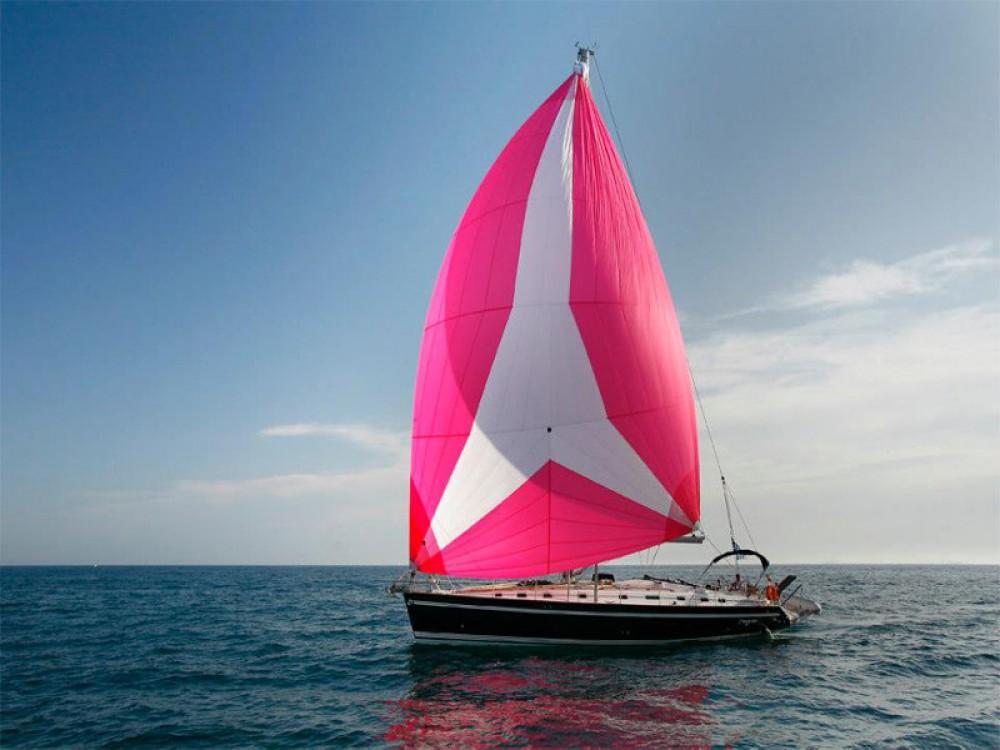 Boat rental Alimos Marina cheap Ocean Star 56.1 - 5 cabins