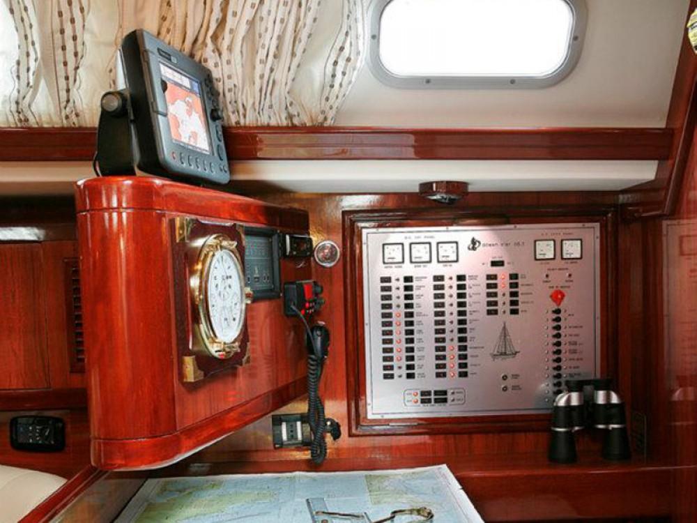 Rent a Ocean Ocean Star 56.1 - 5 cabins Alimos Marina