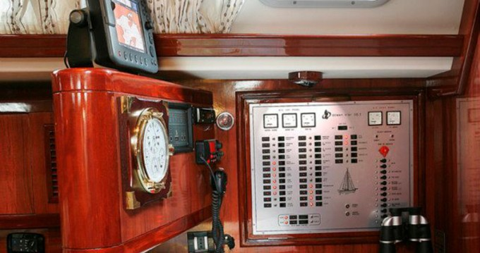 Hire Sailboat with or without skipper Ocean Athens