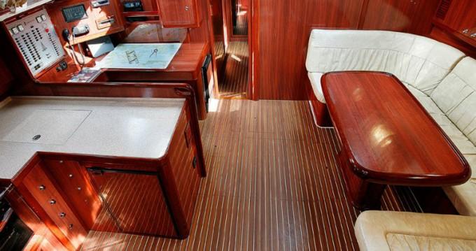 Boat rental Athens cheap Ocean Star 56.1- 6 cabins