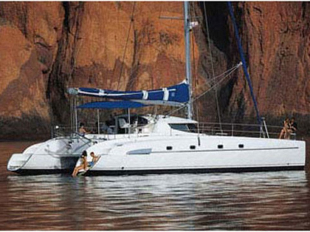 Fountaine Pajot Bahia 46 between personal and professional Álimos