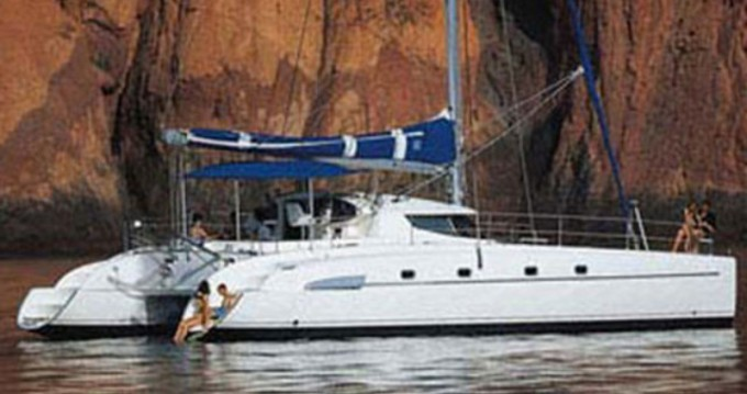 Fountaine Pajot Bahia 46 between personal and professional Athens
