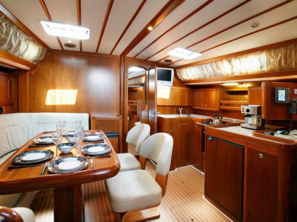 Ocean Ocean Star 51.2 between personal and professional Alimos Marina