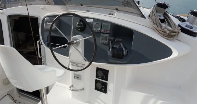 Rental yacht Athens - Fountaine Pajot Bahia 46 on SamBoat