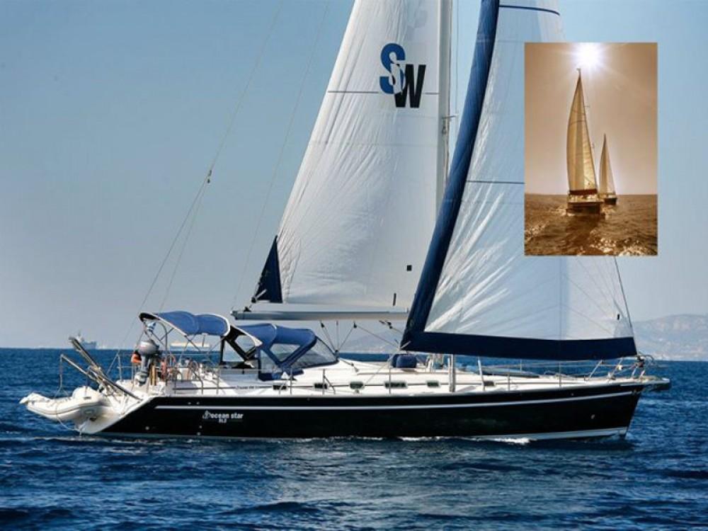 Rental yacht  - Ocean Ocean Star 51.2 on SamBoat