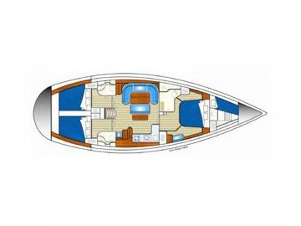 Rent a Ocean Ocean Star 51.2 Alimos Marina