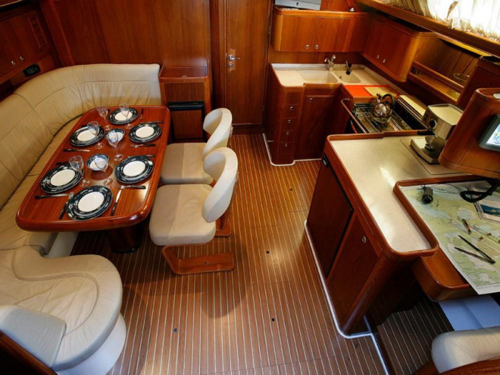 Boat rental Alimos Marina cheap Ocean Star 51.2
