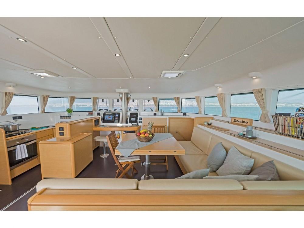 Rental Catamaran in Alimos Marina - Lagoon Lagoon 500