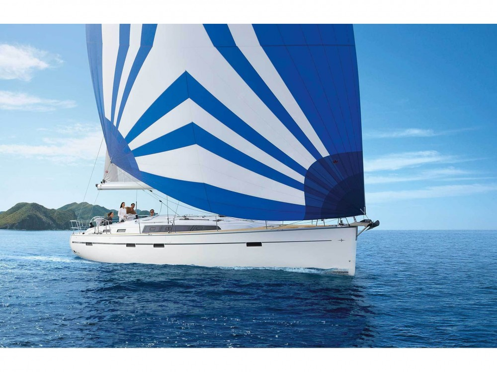Boat rental Alimos Marina cheap Bavaria Cruiser 51