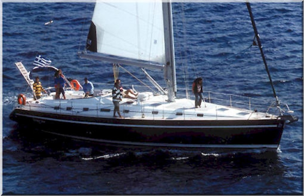 Rent a Ocean Ocean Star 56.1 - 5 cabins Lefkada