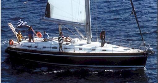 Rental Sailboat in Athens - Ocean Ocean Star 56.1 - 5 cabins