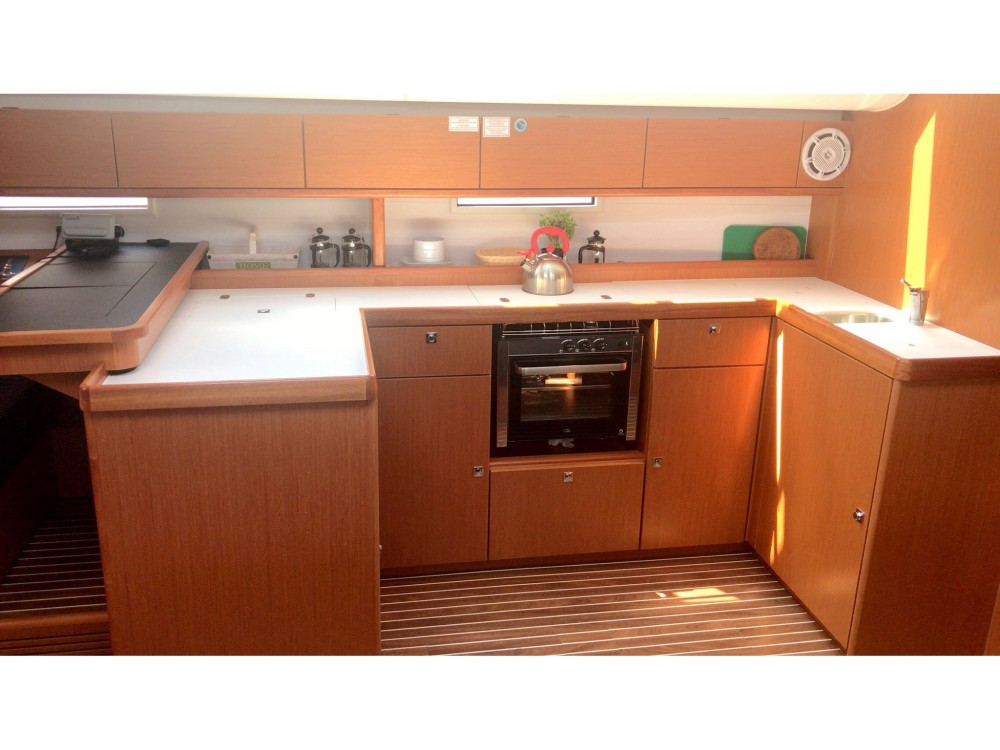 Boat rental Alimos Marina cheap Bavaria Cruiser 51