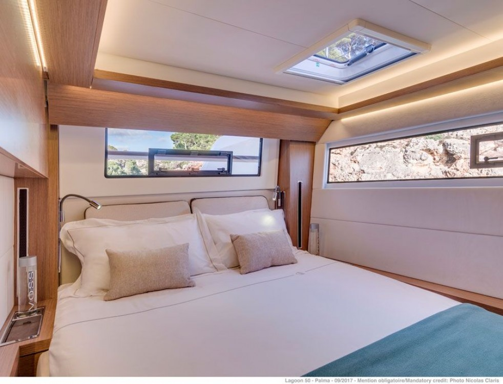 Hire Catamaran with or without skipper Lagoon Kaštel Gomilica