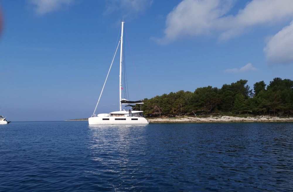 Boat rental Lagoon Lagoon 50 in Kaštel Gomilica on Samboat