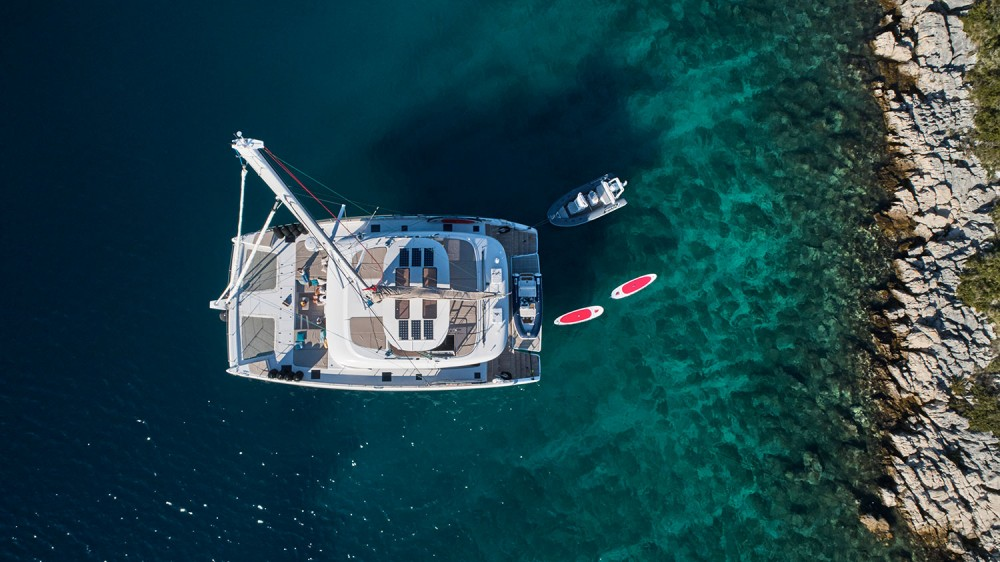 Hire Catamaran with or without skipper Sunreef Kaštel Gomilica