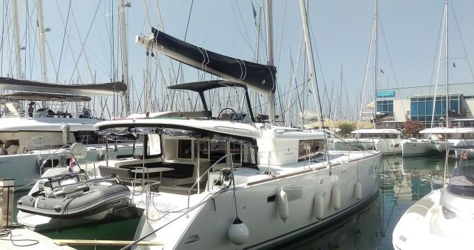 Rental yacht Kaštel Gomilica - Lagoon Lagoon 450 F on SamBoat