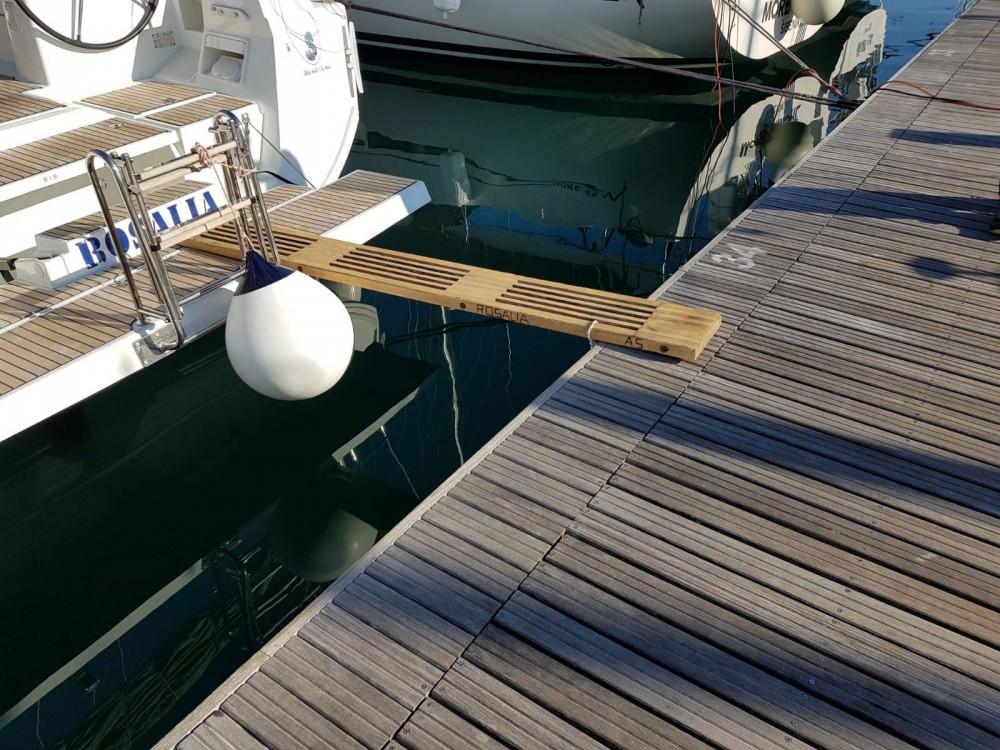 Rental yacht Kaštel Gomilica - Bénéteau Oceanis 48 on SamBoat