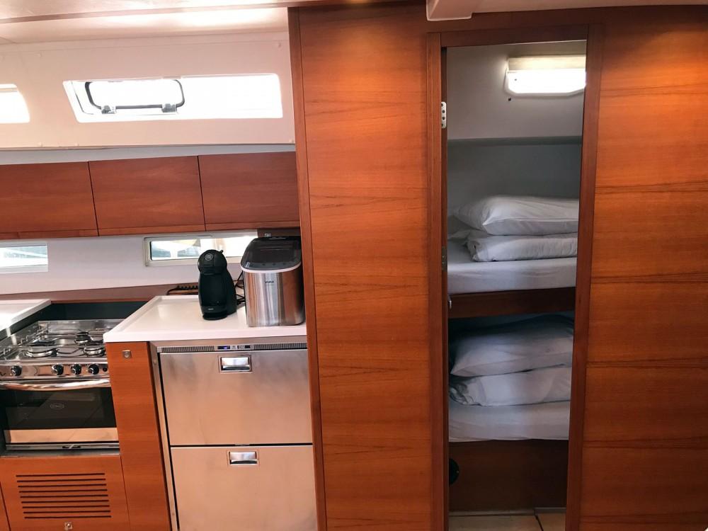 Rental yacht Kaštel Gomilica - More More 55 on SamBoat