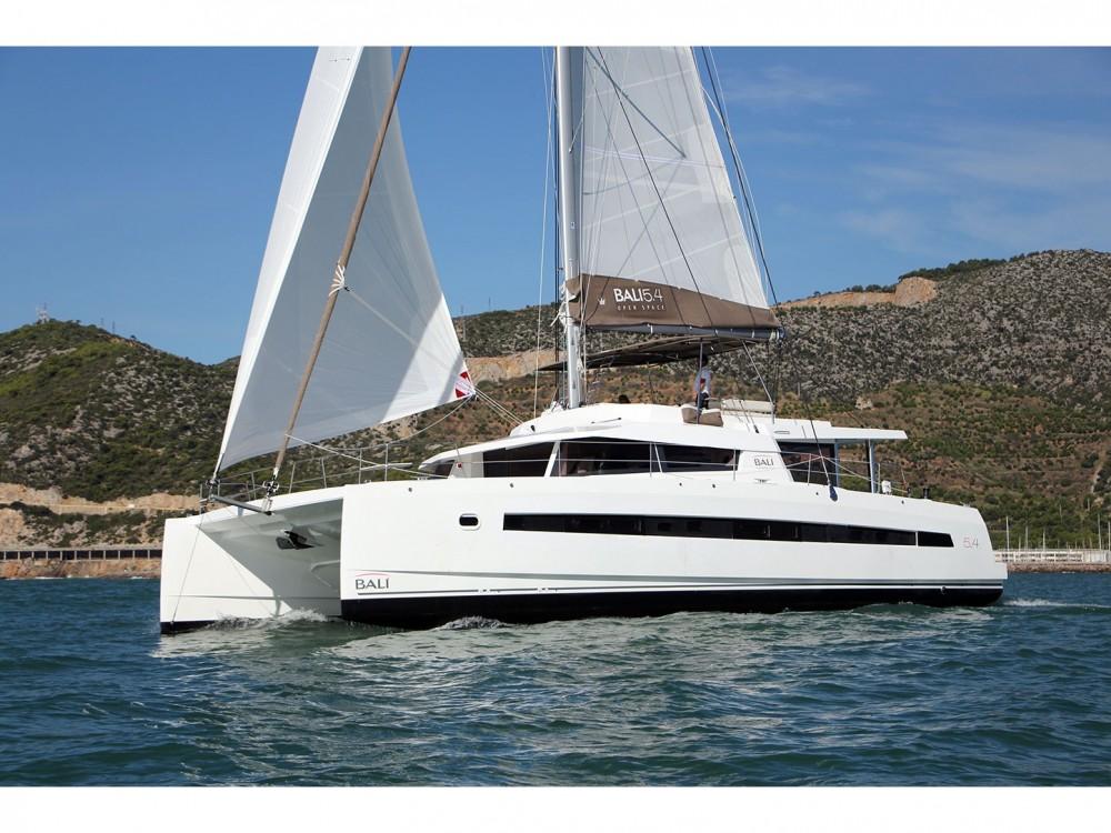 Hire Catamaran with or without skipper  Marina Kaštela