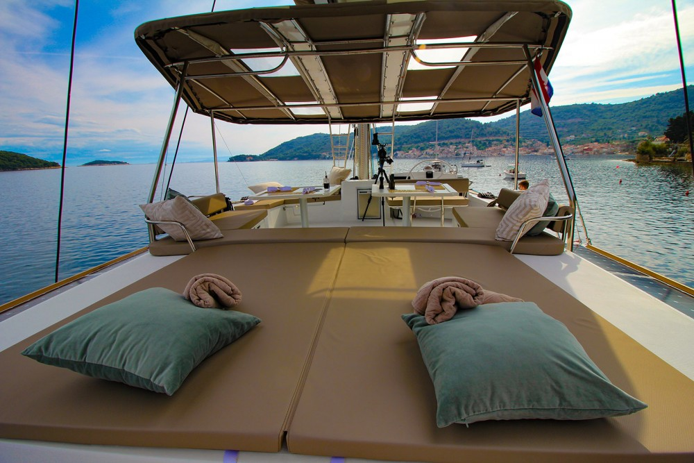 Boat rental  Bali 5.4. in Marina Kaštela on Samboat