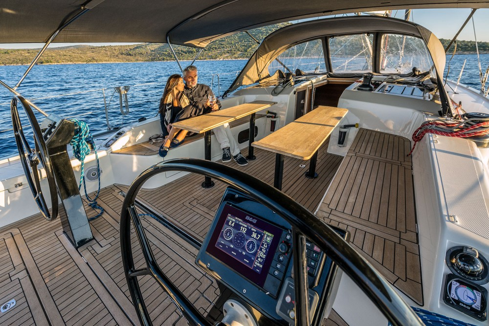 Rental yacht Marina Kaštela - More More 55 on SamBoat