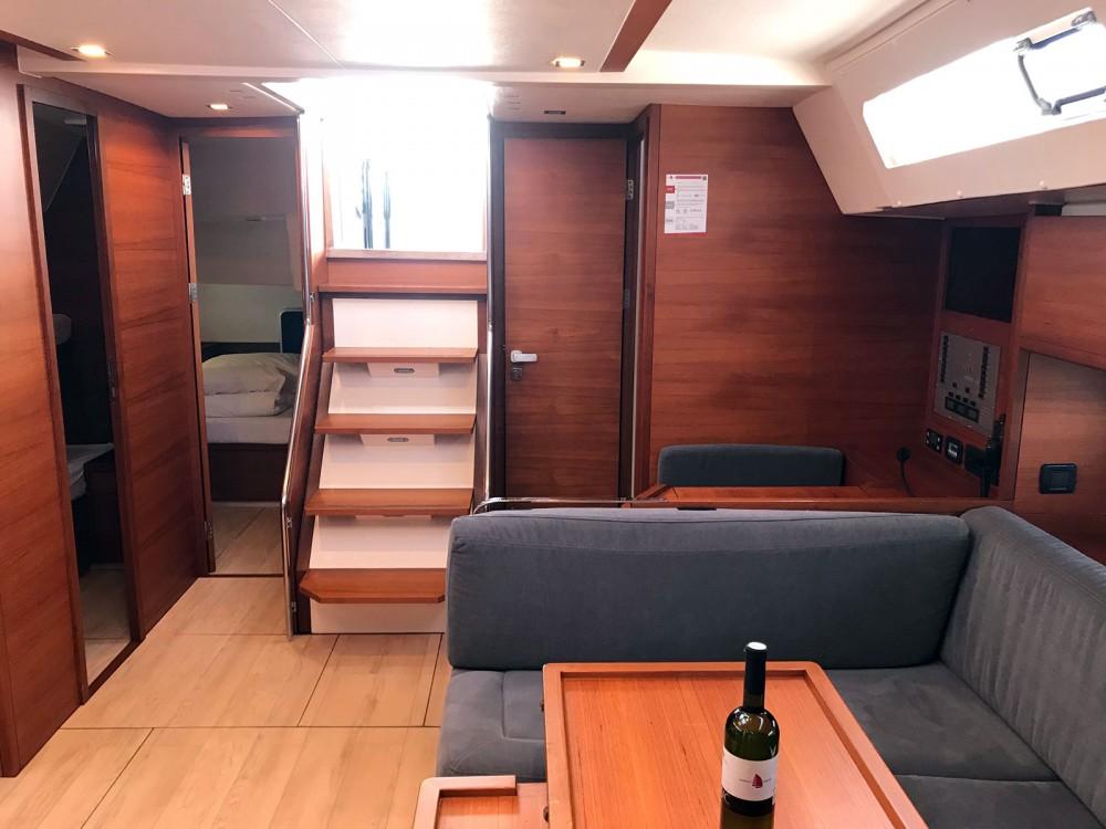 Boat rental More More 55 in Marina Kaštela on Samboat