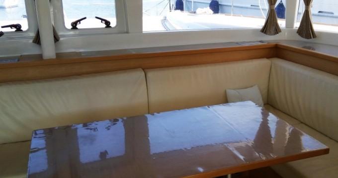 Rental yacht Athens - Lagoon Lagoon 450 F on SamBoat
