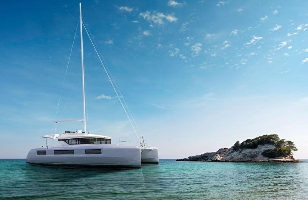 Rent a Lagoon Lagoon 50 ACI Marina Dubrovnik
