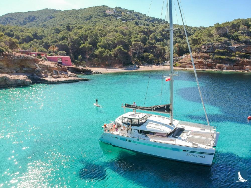 Catamaran for rent Marina at the best price