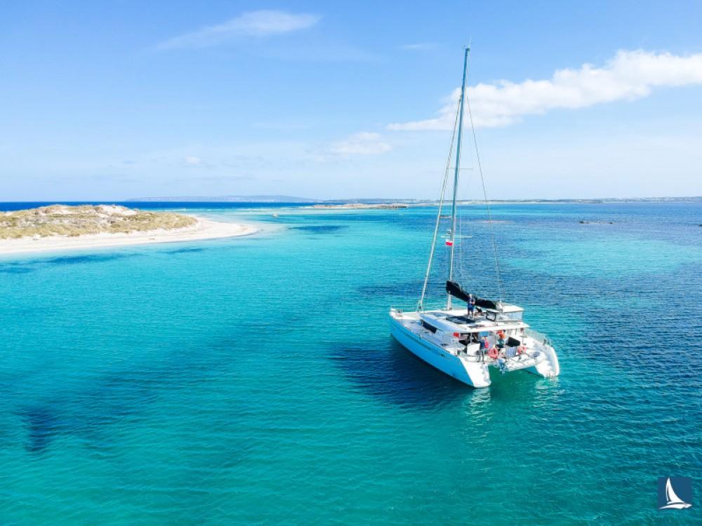 Rental Catamaran in Marina - Lagoon Lagoon 450 Sport