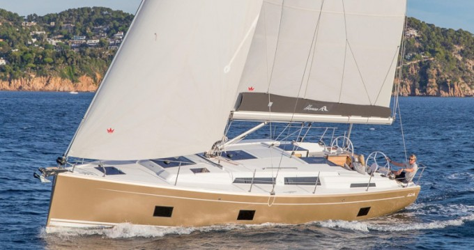 Boat rental Porto Santo cheap Hanse 418
