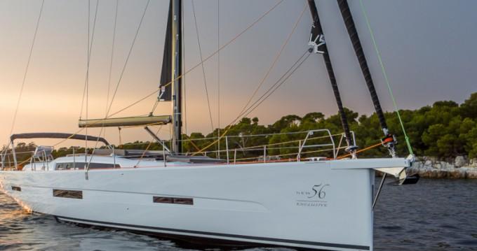Rental yacht Gouvia - Dufour Dufour 56 Exclusive on SamBoat
