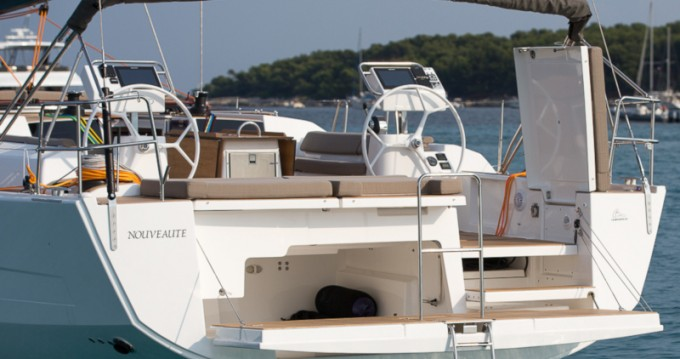 Boat rental Dufour Dufour 56 Exclusive in Gouvia on Samboat