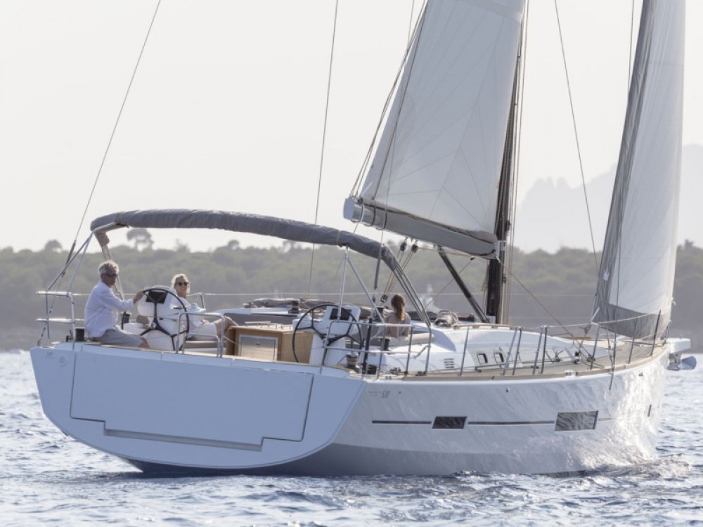 Hire Sailboat with or without skipper Dufour Kontokali