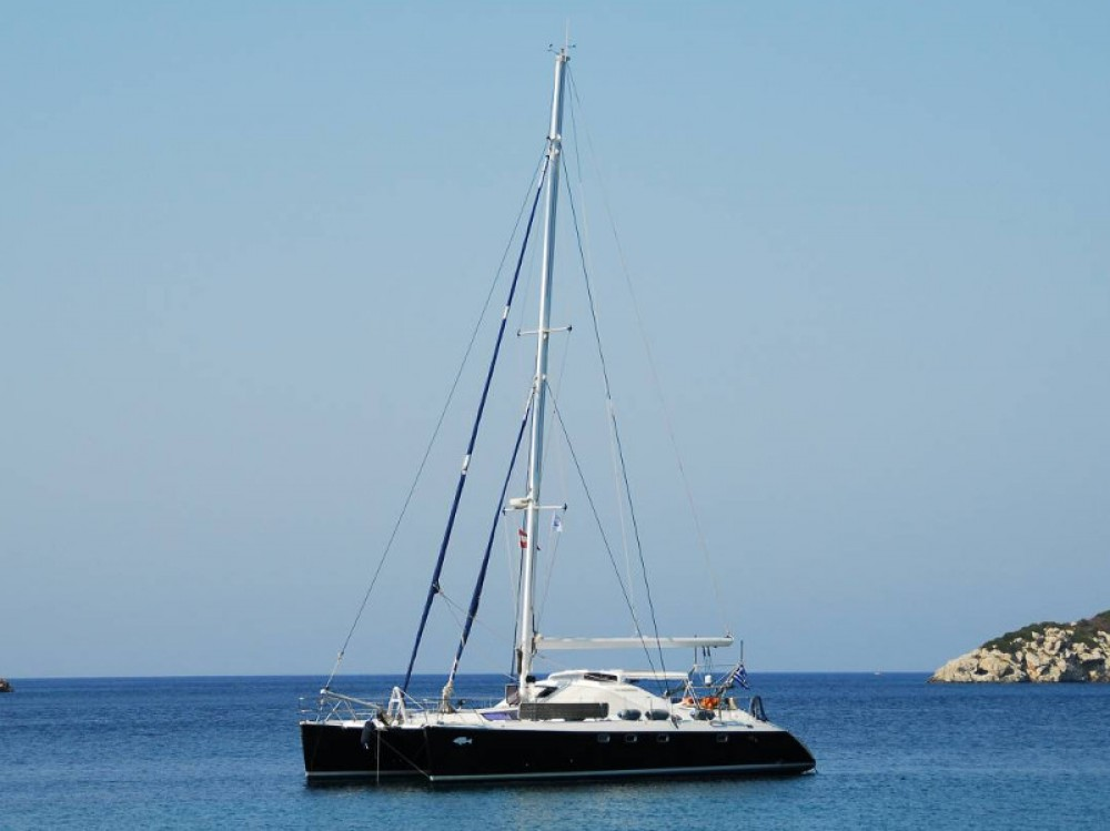 Boat rental Alliaura Privilege 45 in Kontokali on Samboat