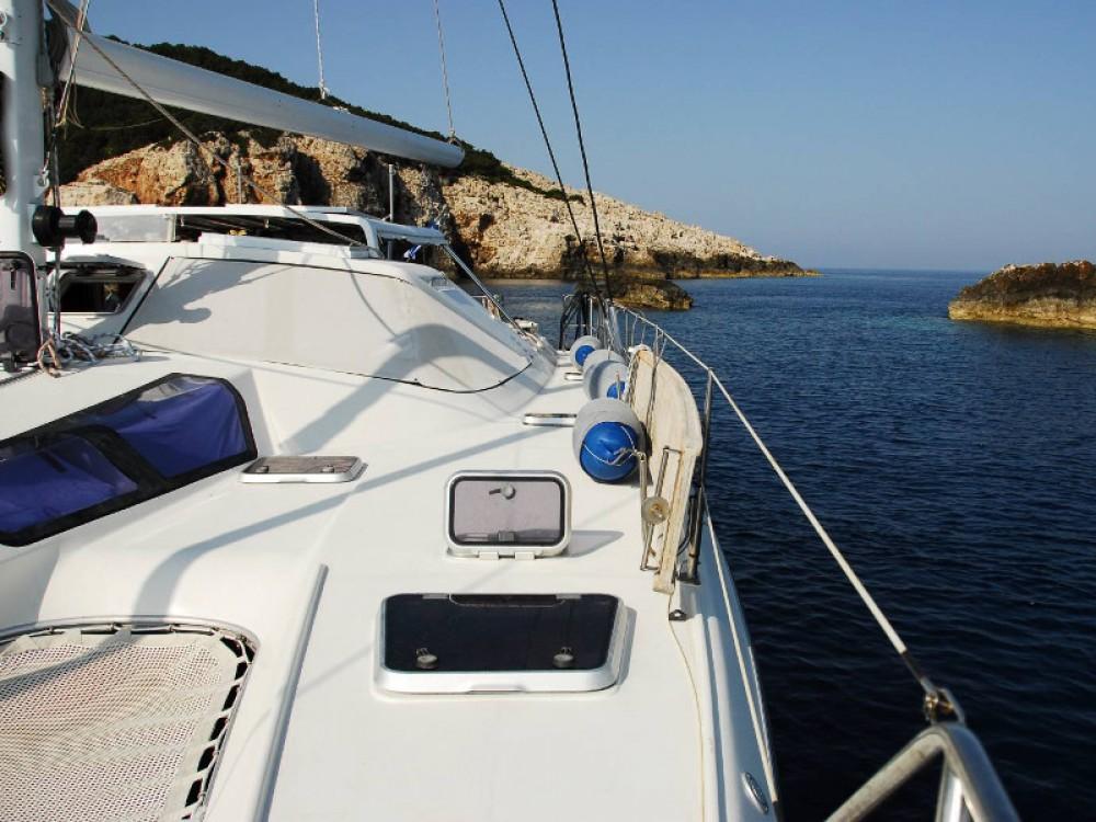 Boat rental Kontokali cheap Privilege 45