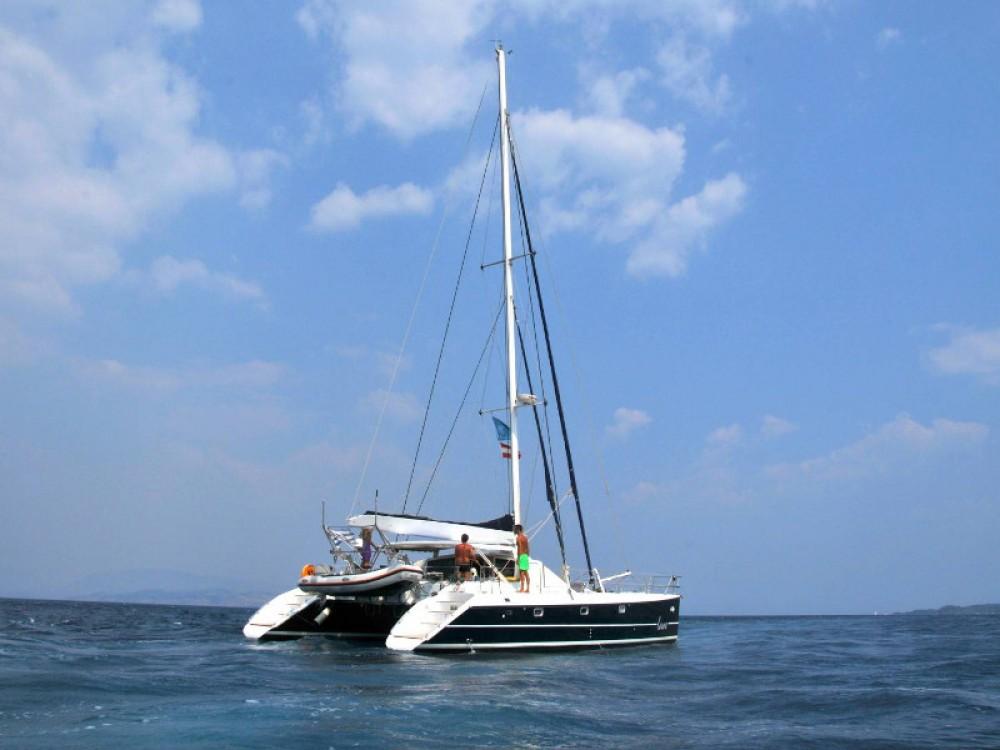 Rental yacht Kontokali - Alliaura Privilege 45 on SamBoat