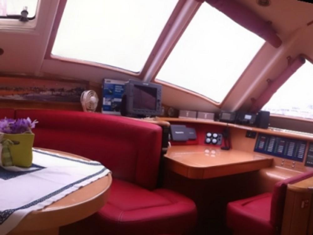 Rental Catamaran in Kontokali - Alliaura Privilege 45