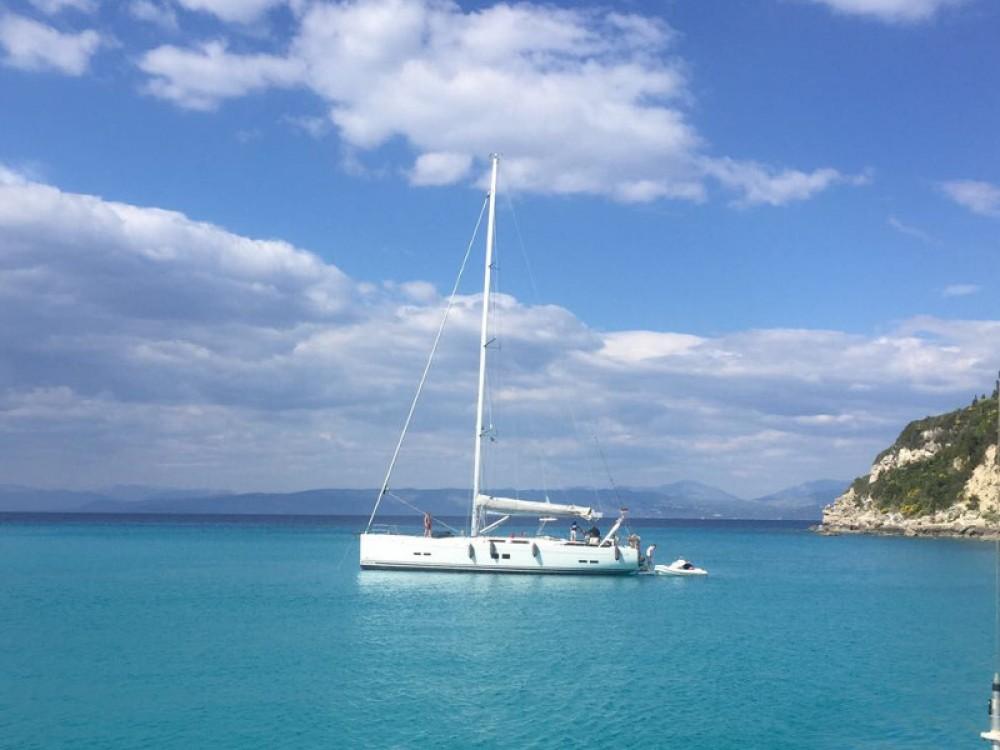 Rental yacht  - Hanse Hanse 575 on SamBoat