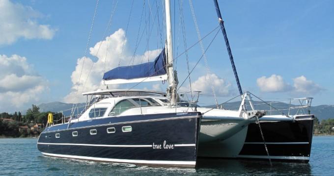 Hire Catamaran with or without skipper Alliaura-Marine Gouvia
