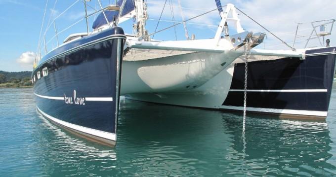 Rent a Alliaura-Marine Privilege 495 Gouvia