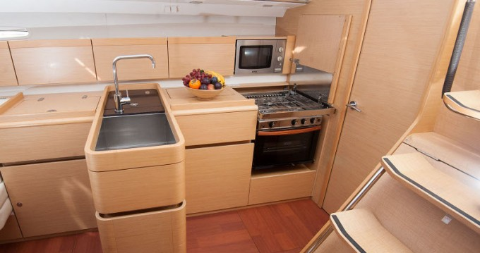 Boat rental Bénéteau First 45 in Kaštel Gomilica on Samboat