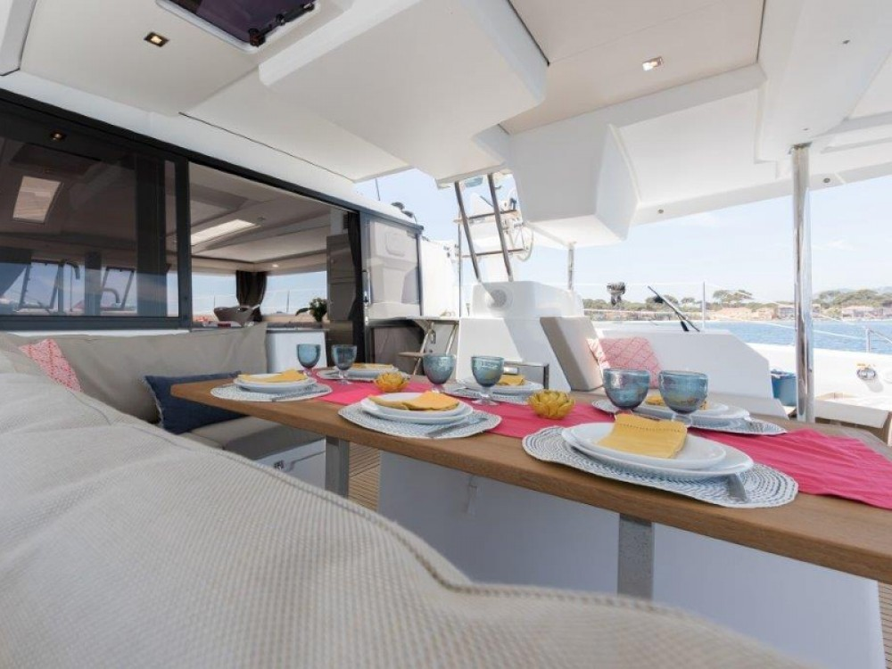 Fountaine Pajot Fountaine Pajot Saona 47 between personal and professional Marina Kaštela