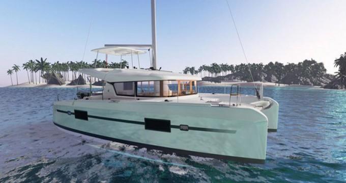 Boat rental Lagoon Lagoon 42 in Porto Pozzo on Samboat
