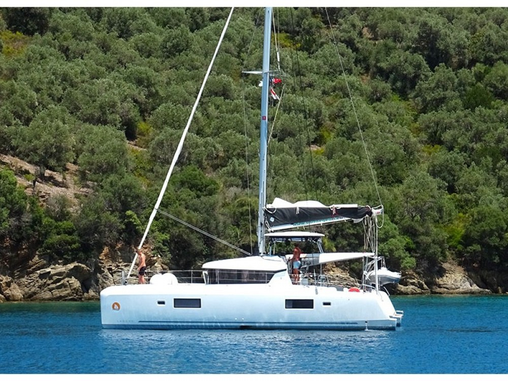 Rent a Lagoon Lagoon 42 Volos Municipality