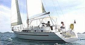 Bénéteau Oceanis 40 between personal and professional Skopelos Town